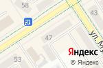 Схема проезда до компании Glamour в Альметьевске