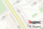Схема проезда до компании Анас в Альметьевске