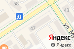 Схема проезда до компании Диабетика в Альметьевске