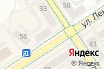 Схема проезда до компании Золотое руно в Альметьевске