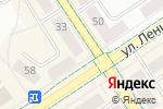 Схема проезда до компании BGN в Альметьевске