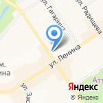 Город пива на карте Альметьевска