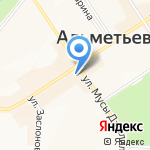 Gadjet на карте Альметьевска