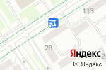 Схема проезда до компании ЗОЛУШКА в Альметьевске