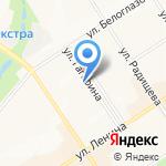 РЕСПЕКТ на карте Альметьевска