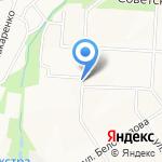 Большой пап на карте Альметьевска