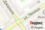 Схема проезда до компании ВИТА экспресс в Альметьевске