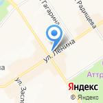 СЕЗОН на карте Альметьевска