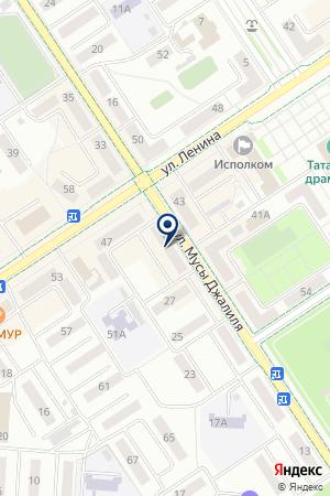 ФОТОСАЛОН АЛЬФОТО на карте Альметьевска