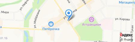 АльFoto на карте Альметьевска