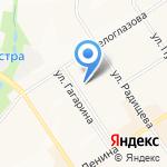 ВЕТЕРАН на карте Альметьевска