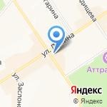 Maxi на карте Альметьевска