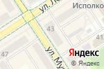 Схема проезда до компании I love Фото в Альметьевске