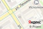 Схема проезда до компании Maxi в Альметьевске