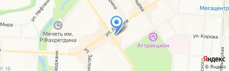 Всё для рукоделия на карте Альметьевска