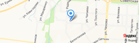 Интерьер плюс на карте Альметьевска