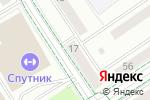 Схема проезда до компании Татфондбанк, ПАО в Альметьевске