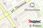 Схема проезда до компании Идеал в Альметьевске