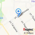 Инсайт на карте Альметьевска