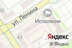 Схема проезда до компании Rieker в Альметьевске