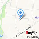Уголовно-исполнительная инспекция на карте Альметьевска
