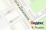 Схема проезда до компании Киоск по продаже печатной продукции в Альметьевске