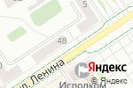 Схема проезда до компании ДЛЯ ДУША И ДУШИ в Альметьевске