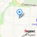 ЮБМ/БИЗНЕС СЕРВИС на карте Альметьевска