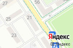 Схема проезда до компании Оптика нашего города в Альметьевске