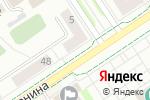 Схема проезда до компании Домашний Уют в Альметьевске