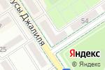 Схема проезда до компании VapeClub в Альметьевске