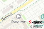 Схема проезда до компании Столовая в Альметьевске