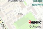 Схема проезда до компании Управление сельского хозяйства и продовольствия в Альметьевском муниципальном районе в Альметьевске