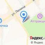 Грация на карте Альметьевска