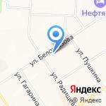 Грин-Сервис на карте Альметьевска