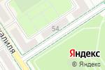 Схема проезда до компании Мирэль в Альметьевске