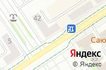 Схема проезда до компании О ля-ля! в Альметьевске
