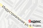 Схема проезда до компании Джин Авто в Альметьевске