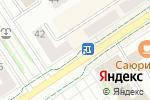 Схема проезда до компании Мария в Альметьевске