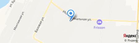 Прораб на карте Альметьевска