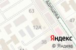 Схема проезда до компании Аксу в Альметьевске