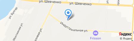 Джин Авто на карте Альметьевска