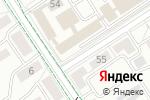 Схема проезда до компании Альметьевский детский дом в Альметьевске