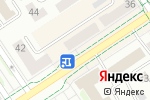 Схема проезда до компании Саквояж в Альметьевске