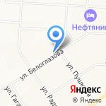 БИГУДИ на карте Альметьевска