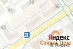Схема проезда до компании Фармаимпекс в Альметьевске