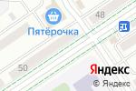 Схема проезда до компании НЕЗНАЙКА в Альметьевске