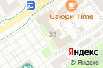 Схема проезда до компании Альметьевнефть в Альметьевске