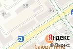 Схема проезда до компании Мама Купи в Альметьевске