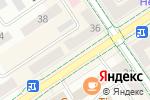 Схема проезда до компании Profcosmo в Альметьевске